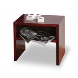 Noční stolek VENEZIA - buk cink